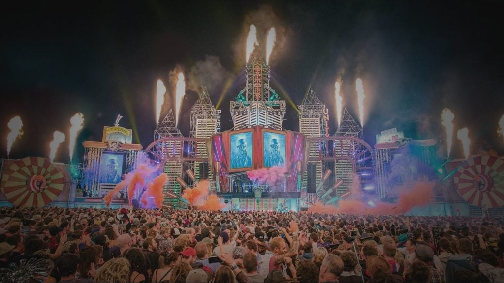 MusikHolics - Boomtown festival