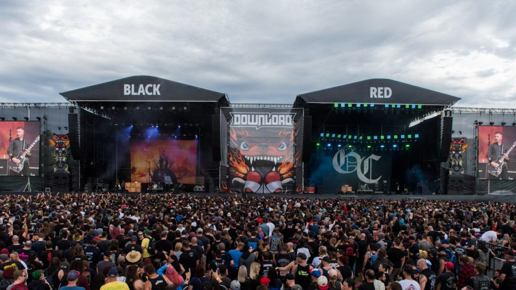 MusikHolics - Download Festival