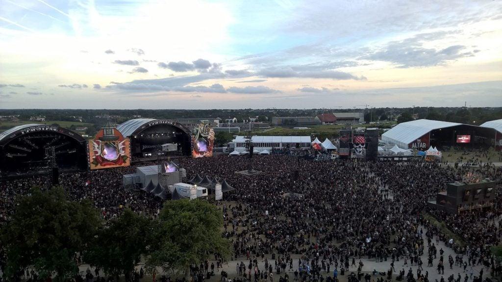 MusikHolics - Hellfest Open Air festival
