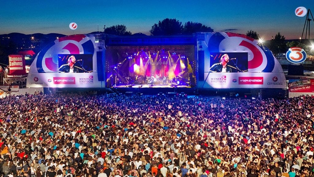 MusikHolics - Danube island festival