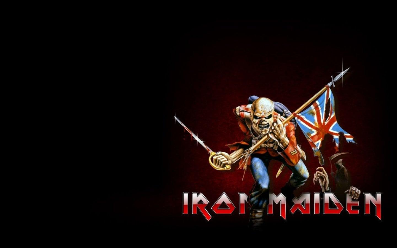 Musikholics Iron Maiden Fear Of The Dark