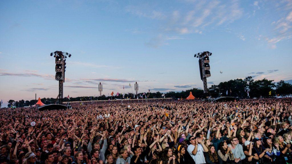 MusikHolics - Roskilde festival