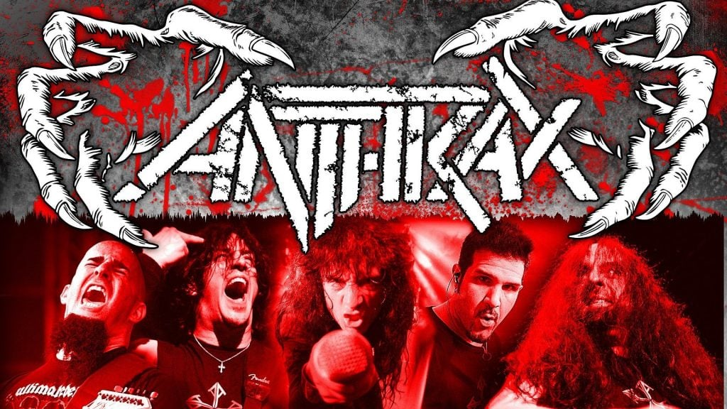 MusikHolics - Anthrax Sound of White Noise