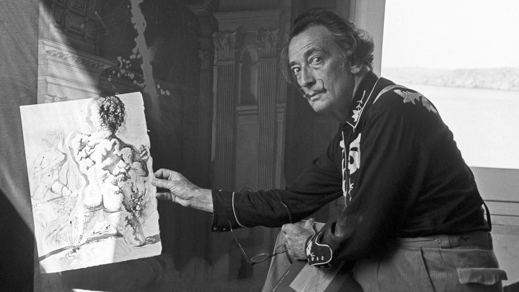 MusikHolics - SALVADOR DALI THE GREAT PAINTER