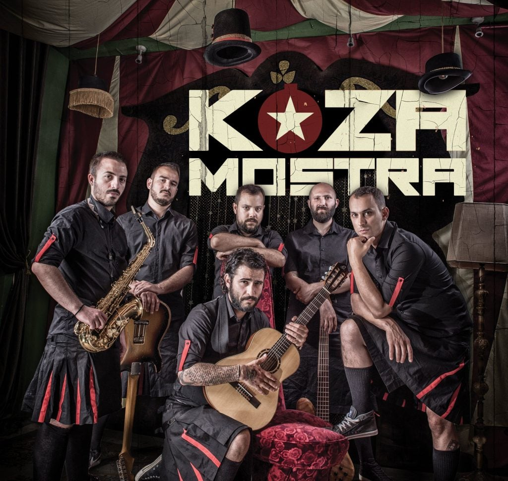 MusikHolics - Koza Mostra Interview