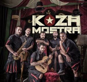 MusikHolics - Koza Mostra Interview