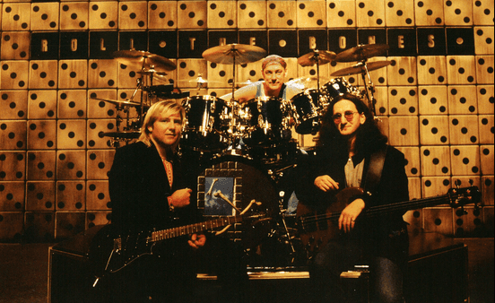 MusikHolics - Rush – Roll the Bones