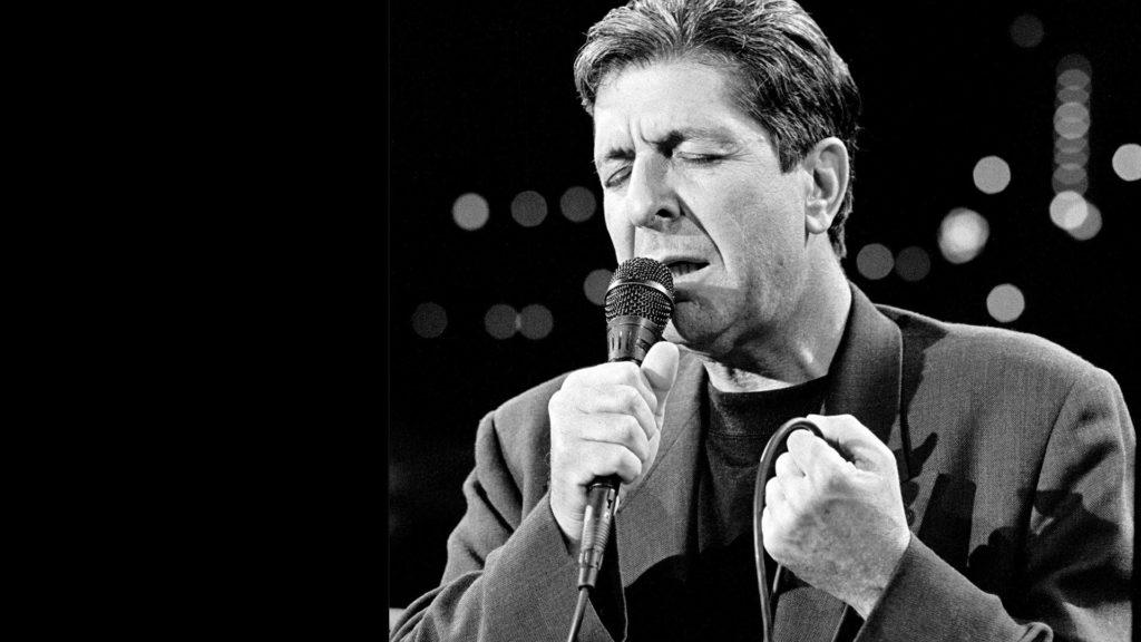 MusikHolics - Leonard Cohen