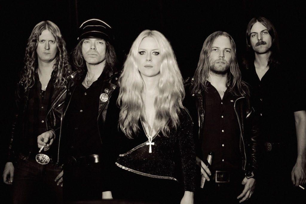 MusikHolics - Lucifer's Johanna Sadonis' interview