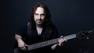 MusikHolics - Symphony X and Mike LePond's Silent Assassins Mike LePond interview