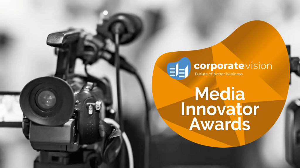 MusikHolics - Media Innovator Award MusikHolics by Corporate Vision Magazine