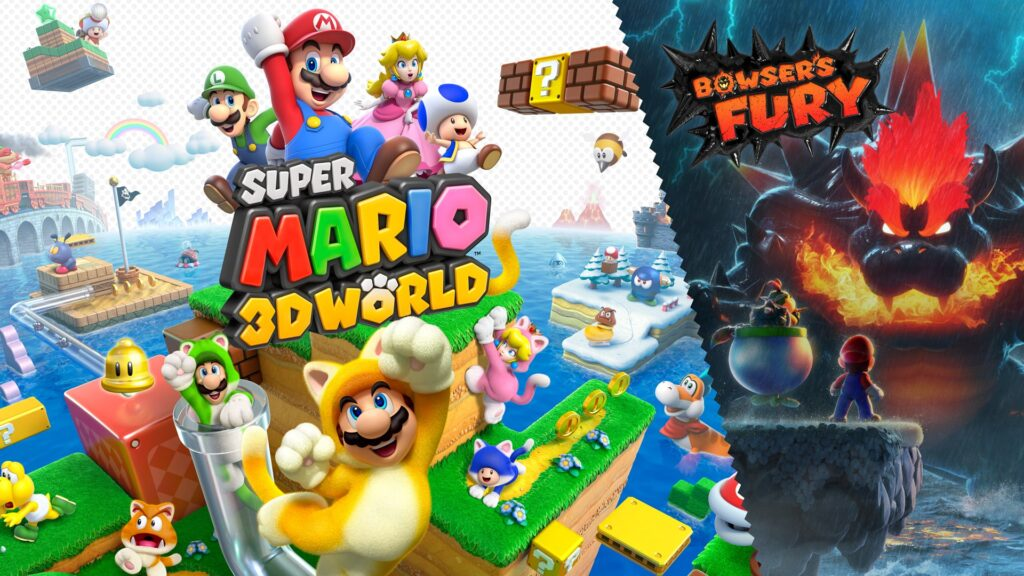 MusikHolics - Review for Super Mario World 3D + Bowser's Fury